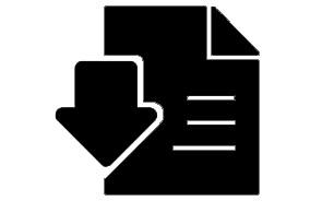 Icon zum Download von Bildmaterial